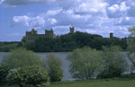 Linlithgow Palace, St Michael's and the Town House