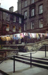 Brown's Place and George Heriot's School, The Vennel, Edinburgh