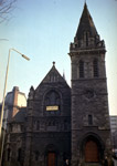 Chalmers Memorial Church, West Port and Lady Lawson Street, Edinburgh
