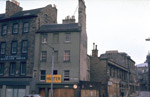 Chambers Street and Bristo Place, Edinburgh