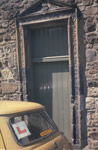 Argyll's Lodging doorway, Stirling