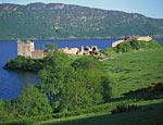 Royal Sites and Associations (Urquhart Castle, general view)