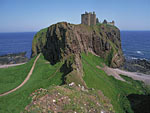 Royal Sites and Associations (James II, Dunnottar Castle, general view)