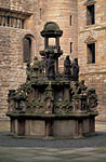 Royal Sites and Associations (James V, Linlithgow Palace, fountain)