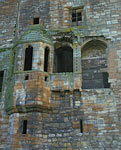 Royal Sites and Associations (James IV, Linlithgow Palace, oriel window)