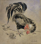 'The Spanish Cock and Snail', circa 1894-1899 by Joseph Crawhall