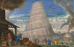 'The Tower of Babel', 16th century, German School