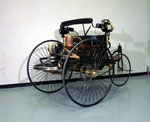 Benz Comfortable Motor Car, 1898