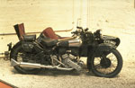 Brough Superior 990 cc V-twin Model SS.80 Motor Cycle, 1939