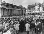 Demonstration Against the IRA, 1972