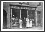 Drape's ironmonger's, Whithorn, 1920