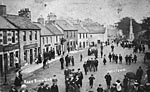 Crowds, Wigtown Root Show, c1910
