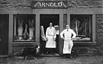 Arnold's Butcher's shop, Wigtown