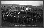 Auction of Belted Galloways, Newton Stewart, 18th February 1921
