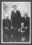 Four generations of McNeillies, Clutag, Wigtown