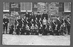 Whithorn Boys' Brigade, 1909