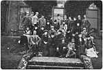 21st Birthday Party, Craichlaw House, Kirkcowan, 1890