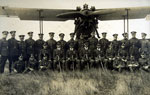 602 Squadron group photograph at Leuchars in 1930