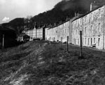 Caithness Row In New Lanark, 1969