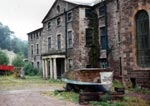 Dereliction at Institute for the Formation of Character, New Lanark, 1980