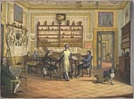Mozart plays for Lord Fortrose, at his home in Naples