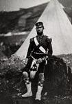 Captain Cunninghame, 42nd Regiment, in the Crimea