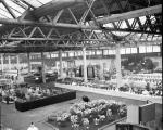 Royal Caledonian Horticulture Society - Flower show in Waverley Market - General view