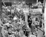 Royal Caledonian Horticultural Society Flower Show in Waverley Market - General view