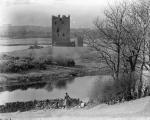 Threave Castle and River Dee near Castle Douglas