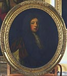 Portrait of a Gentleman in full wig