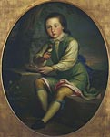 Portrait of William Beckford (1759-1844), as a boy