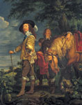 Portrait of Charles I and James, 1st Duke of Hamilton