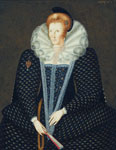 Portrait of Elizabeth I (1533-1603)