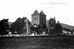 Sweetheart Abbey [New Abbey], near Dumfries