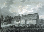 A Cottage near Alloway in Ayrshire, c 1805