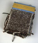 Bound 'book' of cloth samples