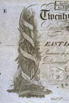 Detail from an East Lothian Bank note