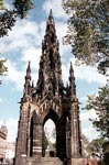 Sir Walter Scott Monument, Princes Street Gardens
