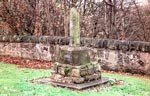 Corselet Stone, Lanark Road West, Currie