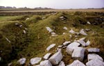 Broch, Harbour Mound, Keiss, Caithness