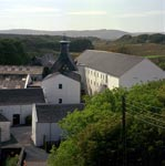 Ancient cluster of buildings that is Lagavulin, Island of Islay