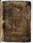 Pocket gospel book known as the Book of Deer, folio 01 recto