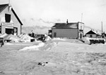 Aklavik : Hudson's Bay Company store and wireless station