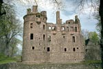 Photograph of Huntly Castle