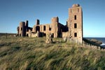 Photograph of Slains Castle