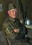Walter Rankin, fl. 1940. Local Defence Volunteer ('Home Guard')