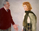 Ludovic Kennedy and Moira Shearer