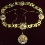Arbroath Provost's Medallion and Chain