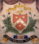 Ceres weavers' banner