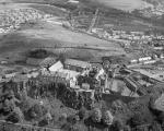 Stirling - Stirling Castle (aerial view)
